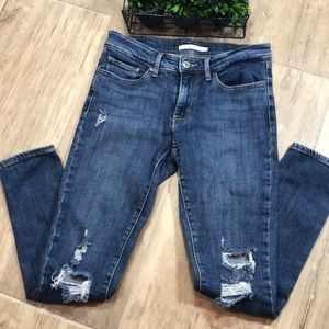 Levi's Skinny 711 Jeans 27 x 27